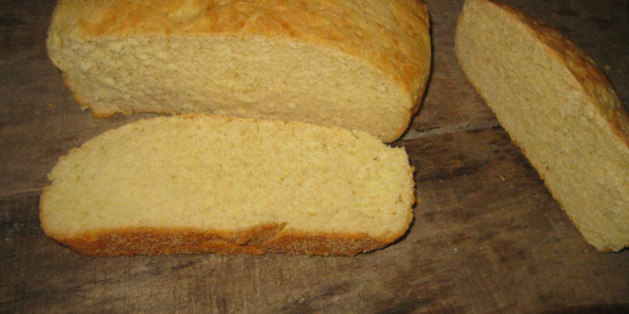 млечни хлеб из шерпе