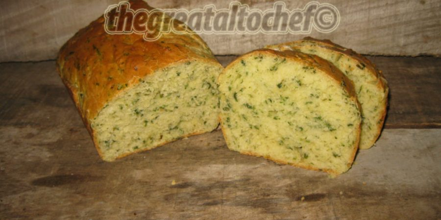 Далматински хлеб са спанаћем и рузмарином
