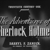The Adventures of Sherlock Holmes, photo montage