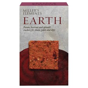 Miller Earth Crackers For Cheese