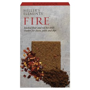 Miller Fire Crackers For Cheese