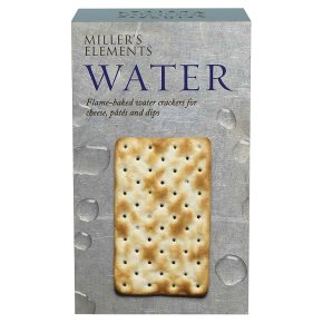 Miller Water Crackers For Cheese Water