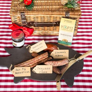 Artisan British Charcuterie Lovers Box Large