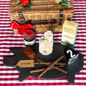 Artisan British Cheese & Charcuterie Lovers Box