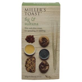 Millers Toasts