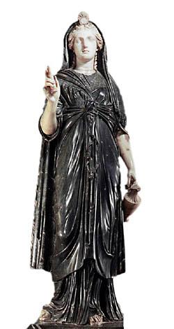 Goddess Isis Roman, 1st half 2nd Century