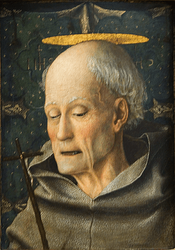 Saint Bernardino of Siena 1424-1470, cats and witchcraft