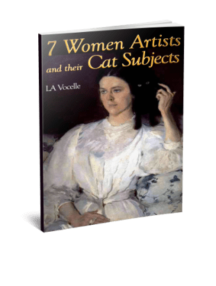 7 women artists and their cat subjects Kindle version
