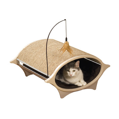 cat furniture, beds and scratchers