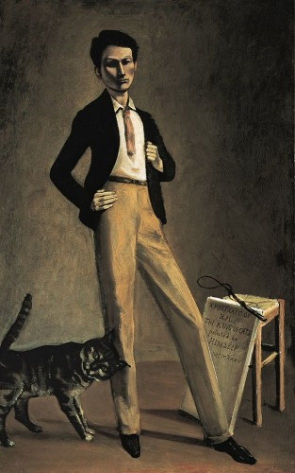 The King of Cats 1935 Balthus