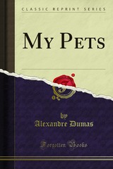 cats and french writers Alexander Dumas