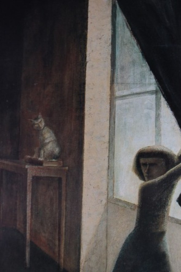 Cats and Girls Balthus