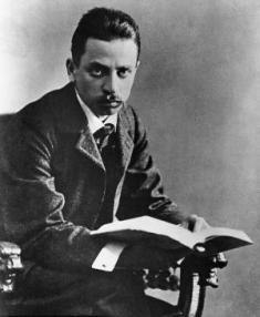 Rainer Maria Rilke- cats in literature