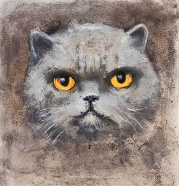 Leonor Fini Ubu cat