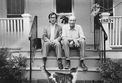 Victor Bockris and William S. Burroughs - Lawrence - September 1990 interview