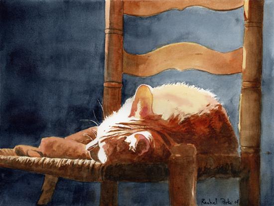 Beauty Sleep, Rachel Parker