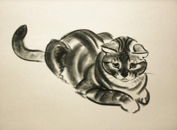 Clare Turlay Newberry, Cat