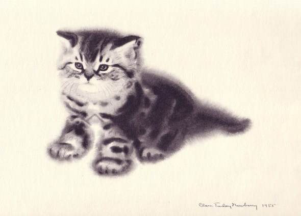 Widget the Kitten, C. Turlay Newberry
