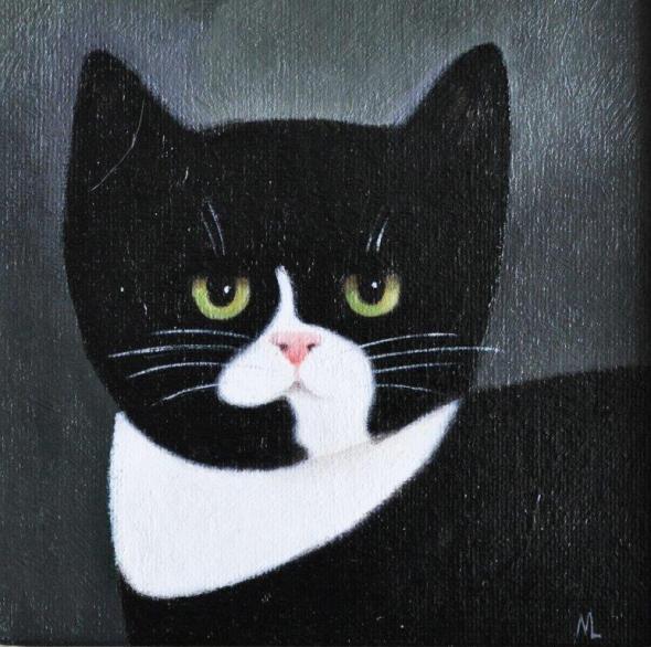 Martin Leman, Tuxedo Cat