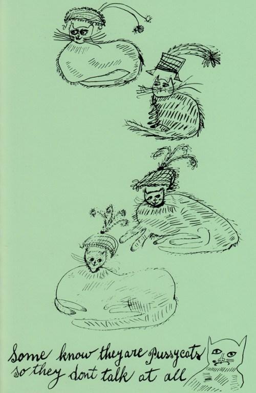Andy Warhol Holy Cats by Julia Warhola, 11