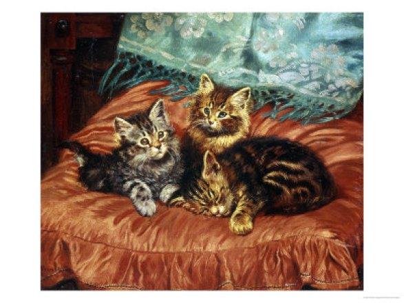 Cozy Family, Wilson Hepple