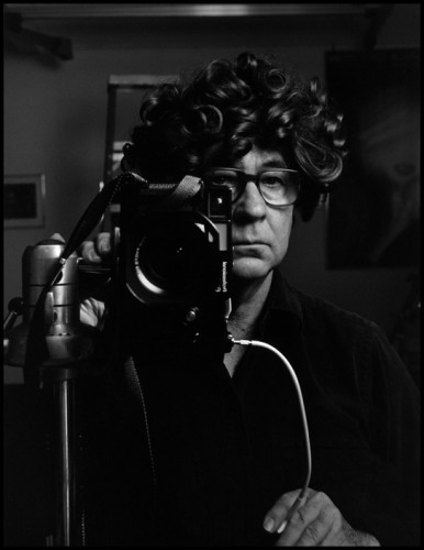 Elliott Erwitt New York City. Self-portrait. 1998