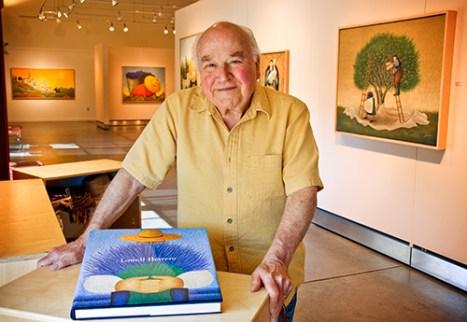 Lowell Herrero, Cat artist