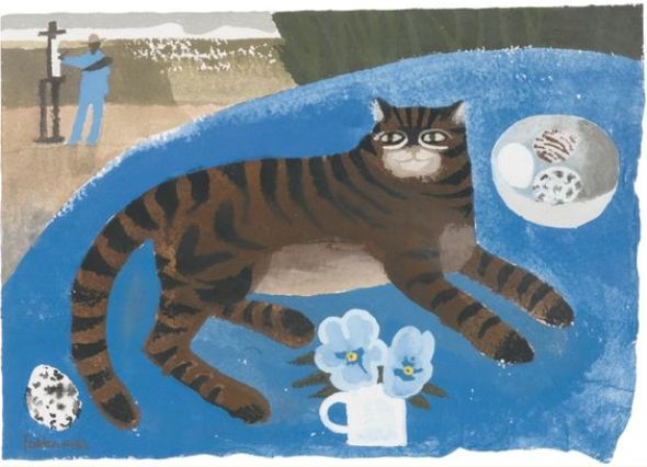 Michael, Mary Fedden