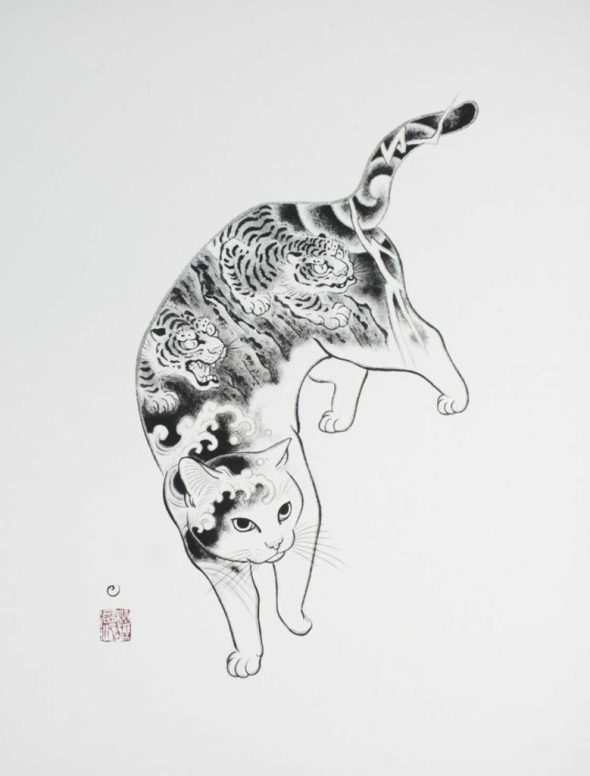 Kazuaki Horitomo Kitamura, Monmon Cats 23