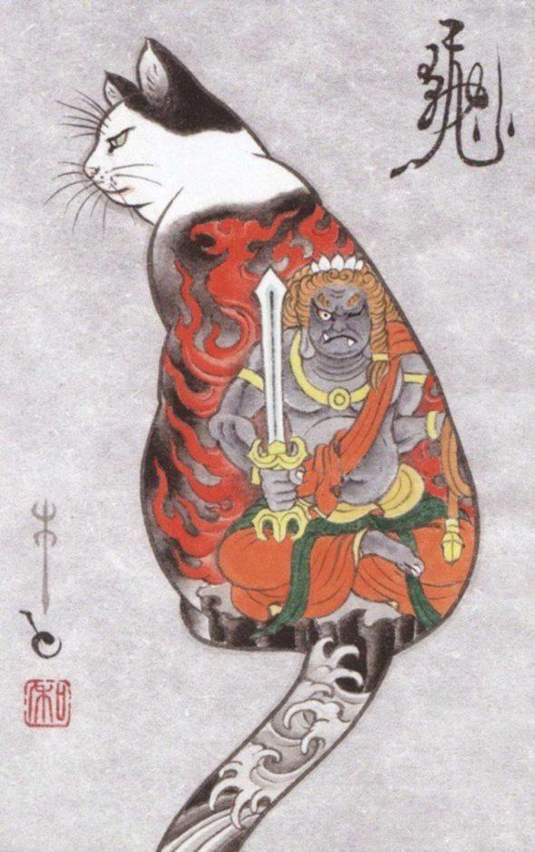 Kazuaki Horitomo Kitamura, Monmon Cats 25