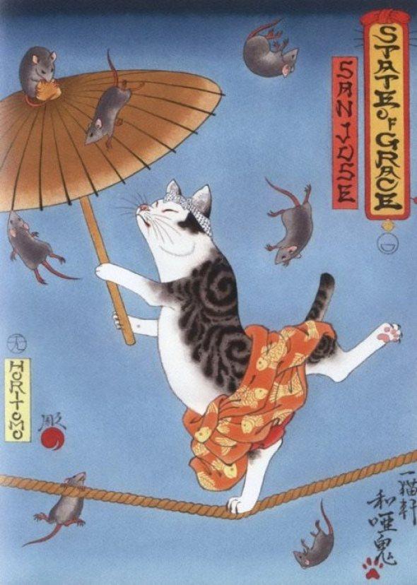Kazuaki Horitomo Kitamura, Monmon Cats 35