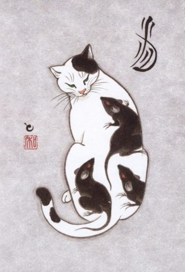Kazuaki Horitomo Kitamura, Monmon Cats 38