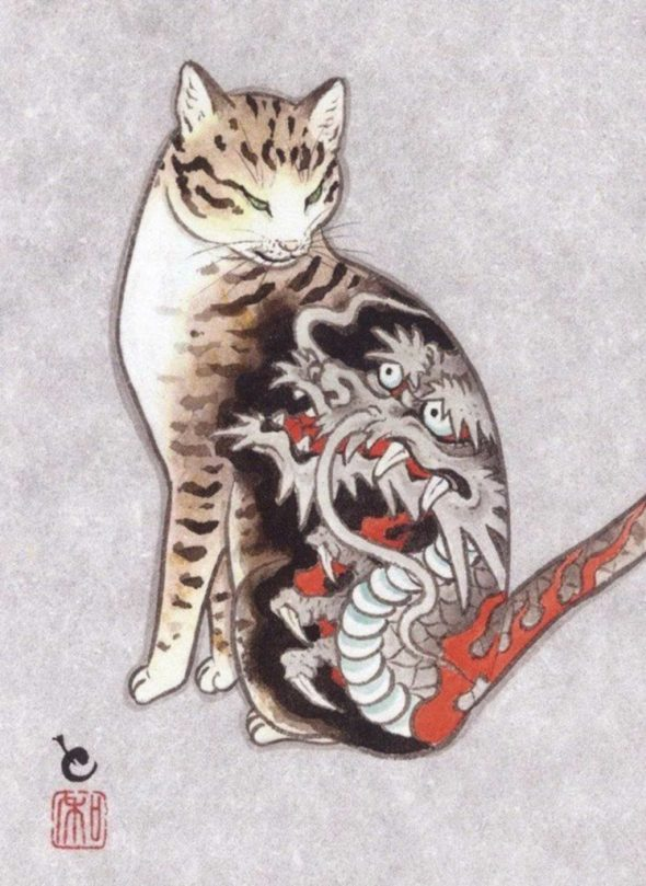 Kazuaki Horitomo Kitamura, Monmon Cats 5