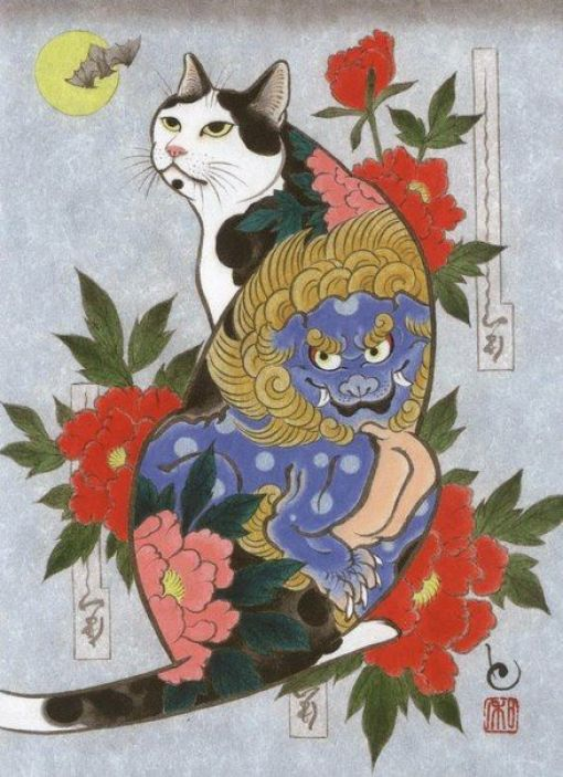 Kazuaki Horitomo Kitamura, Monmon Cats 6