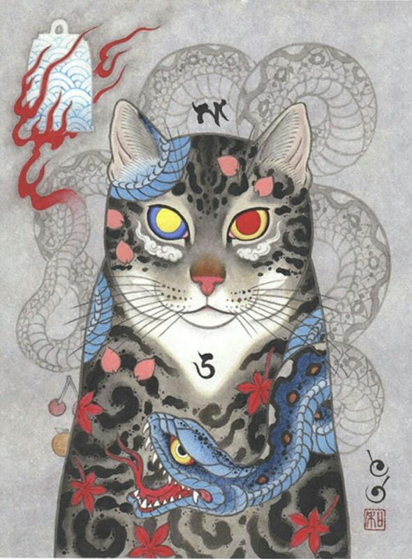 Kazuaki Horitomo Kitamura, Monmon Cats 7