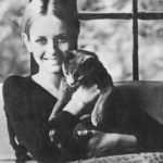 Twiggy and Cat, Cats and Fashion Celebrities