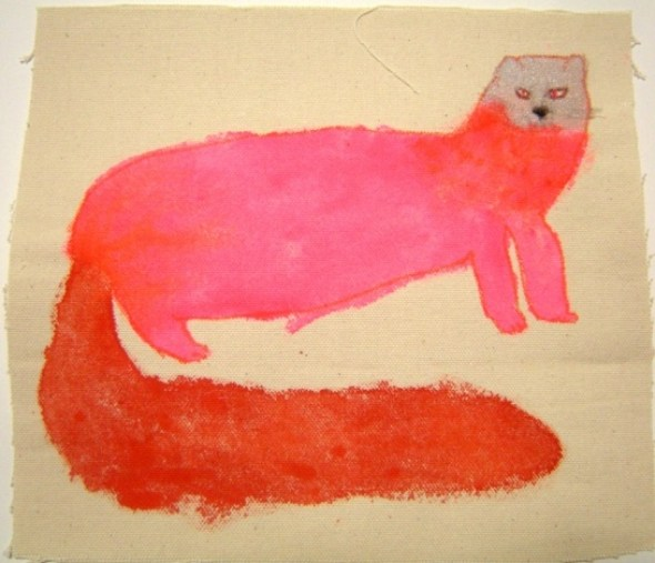 Miroco Machiko, Pink Cat
