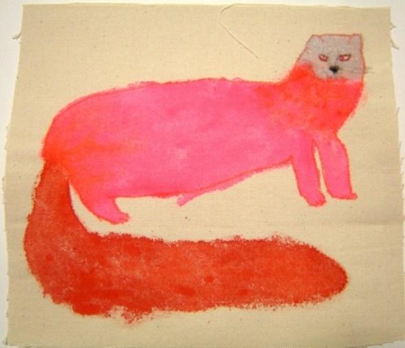 Miroco Machiko, Pink Cat