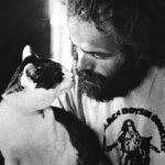 Al Jardin Beach Boys and cat