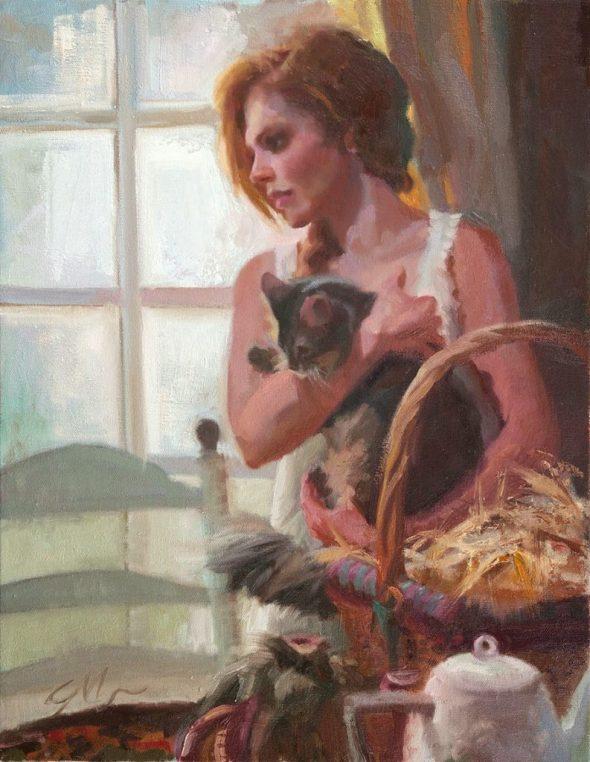 CM Cooper, Holding the Cat