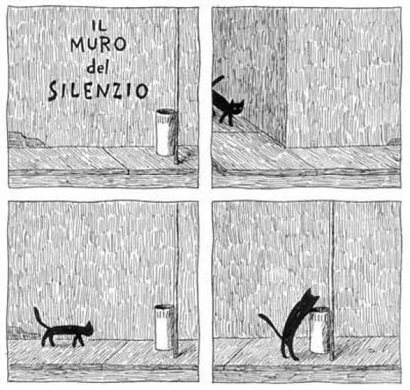 10-Franco Matticchio, Cat Cartoons
