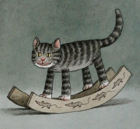 9-A rocking-cat Franco Matticchio