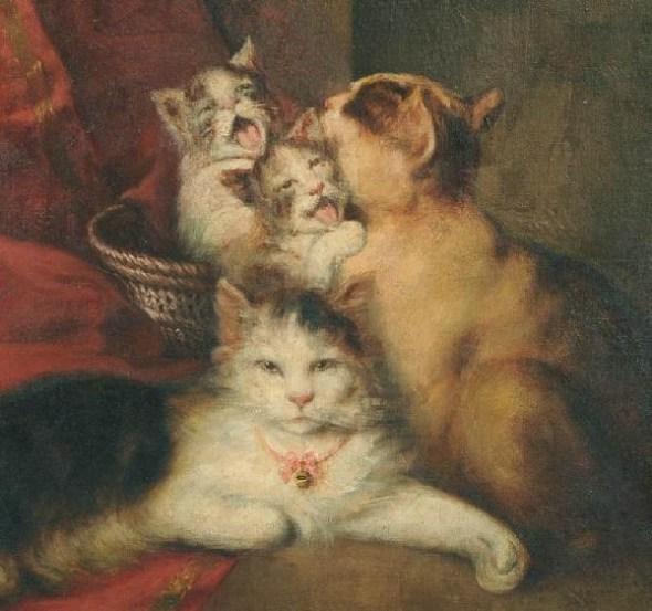Eugene Lambert, New Kittens