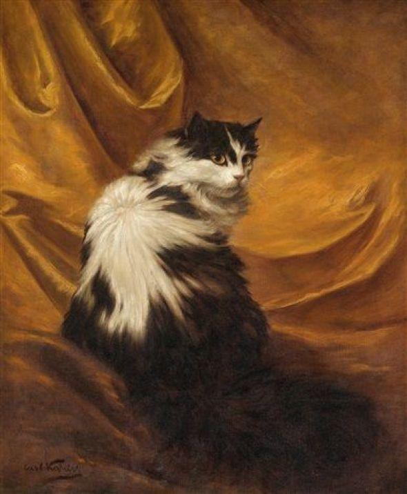 Carl Kahler, Tuxedo Cat