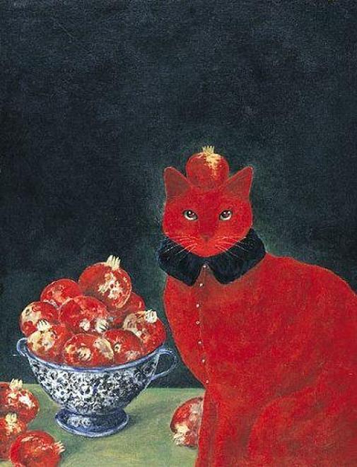 Feridun Oral, Red Cat