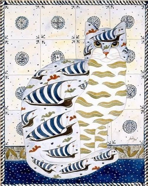 Feridun Oral, Ship's Cat