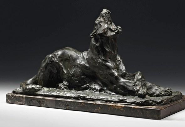 Roaring Lion, Rembrandt Bugatti