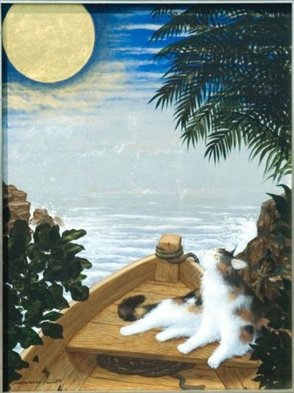 Calico Cat and the Moon, Muramasa Kudo