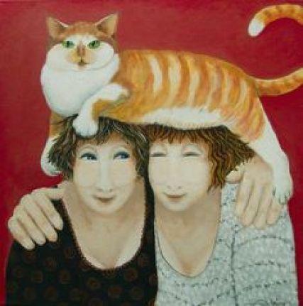 Ophelia Redpath, Cat Ladies