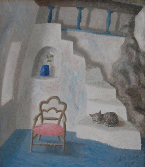Ophelia Redpath, Naive Cat Art